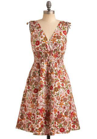 All sounds true dress