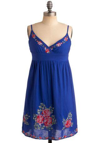 Feelin Crafty Dress